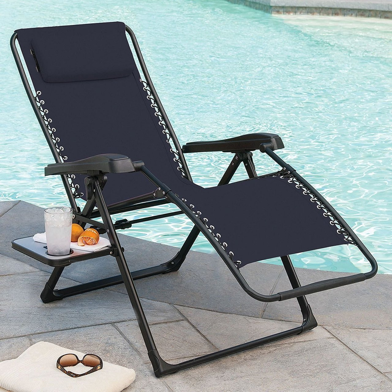 Anti gravity chair indigo the open box shop for Anti gravity chaise