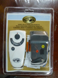 Hampton Bay Ceiling Fan Remote Control