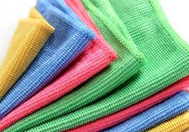 Microfibre Bit Polishing Cloth