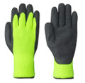 5322 SEAMLESS KNIT LATEX GLOVE