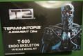 Terminator 2 Judgement Day T-800 Endo Skeleton 1/9 Scale Model Kit
