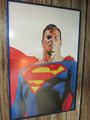 Superman - Custom Framed Poster