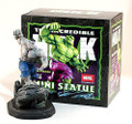 Incredible Hulk Mini Statue - Gray Version