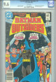 Batman and the Outsiders #1 - CGC Graded