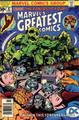 Marvel's Greatest Comics #67
