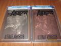 Avengers #360 - CGC Graded - Ultra Rare Silver Foil & Bonus Comic