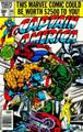 Captain America #249