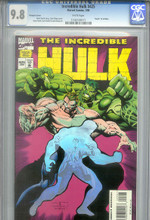 Incredible Hulk #425 - CGC Graded
