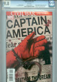 Captain America #25 - CGC Graded 9.8