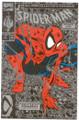 Spider-Man #1 - Black & Silver Cover