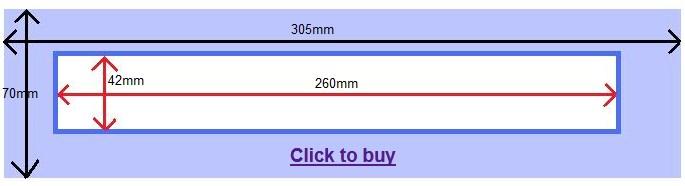 measuring guide for 12