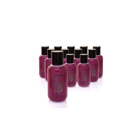 12 for $15 Wild Red Cherry 2oz Travel Size Body Wash