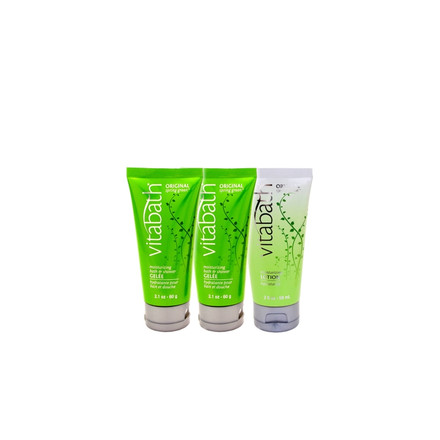 Original Spring Green™ 2.1 fl oz Travel Gelée & Lotion Bundle