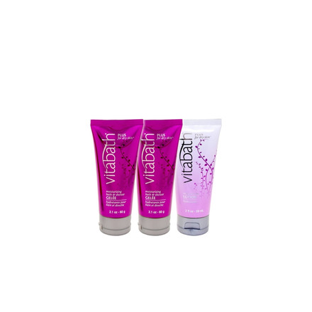 Plus for Dry Skin™ 2oz Travel Gelée & Lotion Bundle