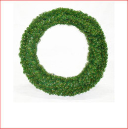 Alberta Spruce Wreath 1.22m Dark Green