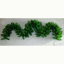 Alberta Spruce Garland 9ft Dark Green