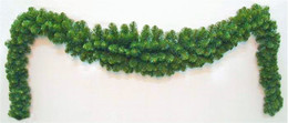 Alberta Spruce Swag Garland 9ft