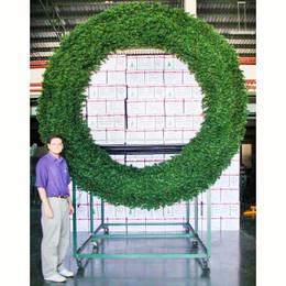 Alberta Spruce 3m Tubular Wreath