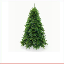 Scandia Spruce 2.13m Hinged Dark Green