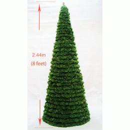Modular Cone Tree 8ft Indoor-Outdoor