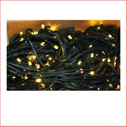 The 100 LED Lights Warm White are a great size to decorate a small christmas tree or other christmas display pieces like wreaths, garlands, wall trees, topiary balls. Decorating with christmas Led fairy lights is endless as the led lights can be used Indoor/Outdoor and you can create to your imagination. Led Lights can be used on your gutter, roof or your palm tree in the front yard. The beauty of the LED Lights is that they are energy efficient and very little power is used and you can enjoy a joyful Merry Christmas at low energy cost. Led Lights are also used at bday parties and all special celebrating events.