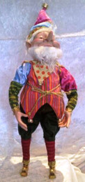 Old Merry Elf Standing