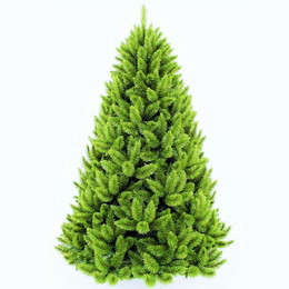 Appalachian Pine Deluxe Christmas Tree 2.28m