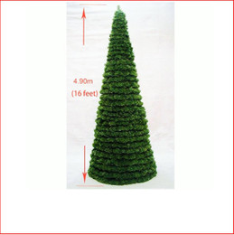 Modular Cone Tree 4.9m Indoor-Outdoor
