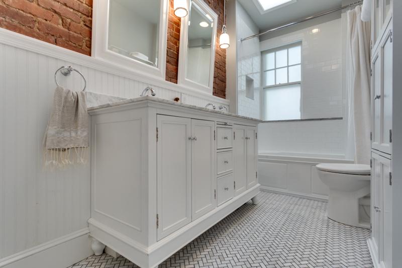 Beautiful Bathrooms With Carrera Marble beautiful carrara marble mosaics - carraratiles