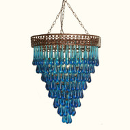 Syrian Lamp Blue