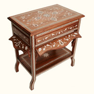 Syrian MOP Accent Table