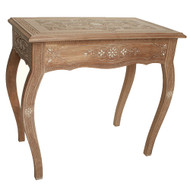 Syrian Carved Console Table