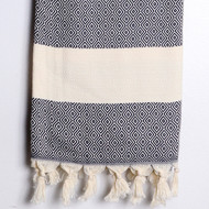 Turkish Towel Black