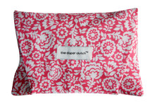 The Diaper Clutch - Pink Floral