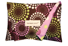 The Diaper Clutch - Round About
