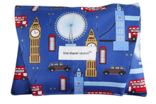 The Diaper Clutch - London Town