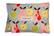 The Diaper Clutch - Apples+Pears