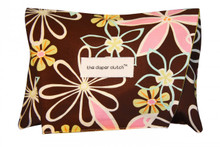 The Diaper Clutch - Daisy Dreams