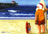 May the Holiday Season be filled with off shore winds and sunny days
