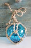 Light Blue Glass Float