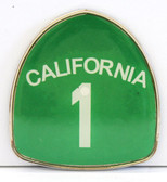 California 1 Magnet