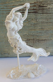 Mermaid Holding Pearl