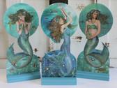 Magic Mermaid DieCuts