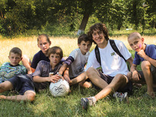 5 Soccer Balls