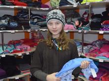 Girl's Modest Wardrobe