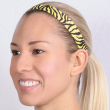 *SALE* Thin Animal Instinct Yellow Zebra
