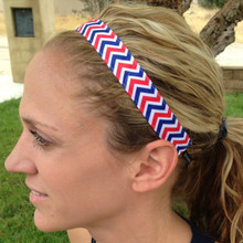 Thin Keep Calm and Chevron Patriotic