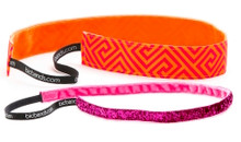 2 Pack Thin Be A-Mazing Pink Orange, Minnie Sparkle Fuchsia Hot Pink