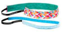 2 Pack Thin Kaleidoscope Summer, Minnie Frost Neon Bust A Blue