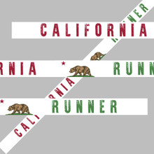 Thin California Runner